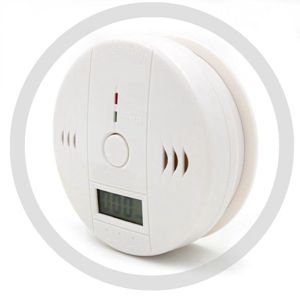 LCD carbon monoxide alarm RCC426B hot selling