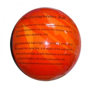 1.3KG Ball Type Fire Extinguisher